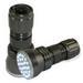 28 LED FLASHLIGHT, Gun Metal