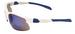 Fierce Eyewear #1008 Half Frame Sunglass