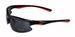 Fierce Eyewear #1009 Half Frame Sunglass