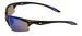 Fierce Eyewear #1012 Half Frame Sunglass