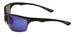 Fierce Eyewear #1011 Half Frame Sunglass