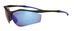 Fierce Eyewear #1001 Half Frame Sunglass