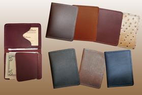 Leather Moneyclip Wallet Seconds