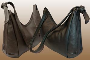 Leather Capri Bag