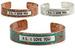 Wholesale Assortment of ''P.S. I Love You'' Small Cuff BANGLEs