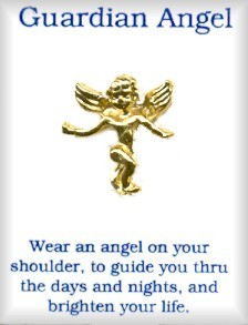 Guardian ANGEL PIN - Number One Selling ANGEL PIN