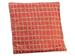 16''Wx16''L Rope Raised Jacquard PILLOW Brick (BULK)