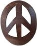 Peace SIGN Coconut Sarong Tie