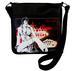 LICENSED Elvis Presley Messenger Bag
