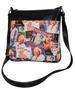 LICENSED Marilyn Collage Messenger Bag