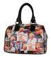 LICENSED Marilyn Collage Satchel Bag